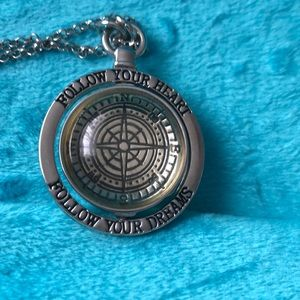 Long Navigation necklace